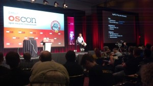Jeff Hawkins at OSCON