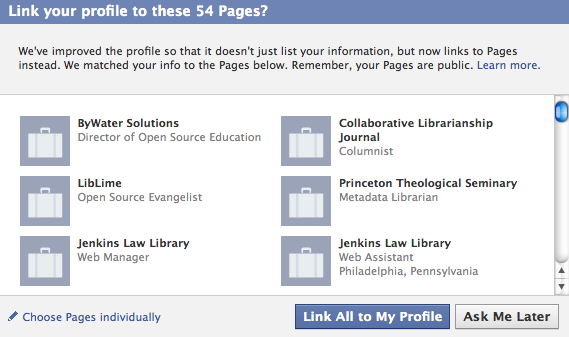how to know who saw my facebook profile